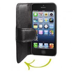 Artwizz SeeJacket Lederetui mit Clip-Funktion für iPhone 5 bei www.StyleMyPhone.de