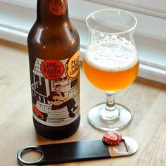 Beer Review: Peach Porch Lounger from New Belgium Brewing Beer Sessions