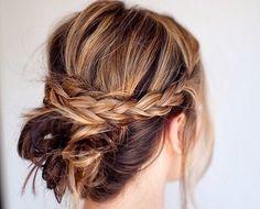Braided #hair #braid