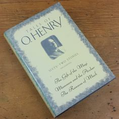 Tales of O. Henry ~ Hardcover Book ~ Sixty Two Stories ~ 1993 Barnes & Noble by FeeneyFinds on Etsy