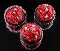 Škoricovo-kakaové cupcakes
