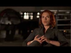 "Scarlett Johansson Talks ""Black Widow"" In 'The Avengers' Avengers Trailer, Avengers Movies, Scarlett Johansson Workout, Pop Workouts, Workout Routines, Finding Motivation, Eat Right, Black Widow, Fitness Diet"