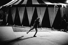 "Guy Le Querrec, ""Jazz in Marciac"" Festival, Chemin de Ronde, Gers, France, 1997"