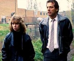 """Michelle Fowler and Den Watts. Before he """"died"""". Soap Stars, Kids Tv, Back In The Day, Bbc, Tv Series, People, Entertainment, Angel, Classic"""