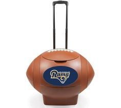 Use this Exclusive coupon code: PINFIVE to receive an additional 5% off the Los Angeles Rams NFL Football Cooler at SportsFansPlus.com