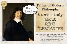 Rene Descartes unit study