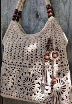 Crochet World, Bag Crochet, Crochet Handbags, Crochet Bunny, Crochet Purses, Free Crochet, Crochet Top, Crochet Bird Patterns, Knitting Patterns
