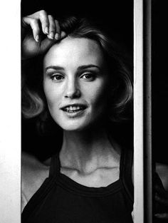 On Jessica Lange: She is like a delicate fawn, but crossed with a Buick. -Jack Nicholson