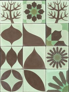 Emery & cie - Tiles - Cement - It is new