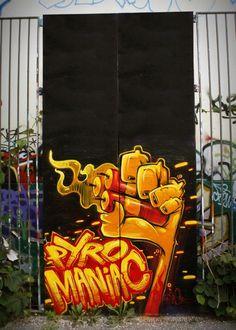 Walls 2011 by Georgi Dimitrov – Erase Graffiti and Street Art
