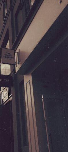 The white company, Newcastle