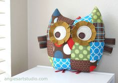 easy baby toys to sew - Google Search