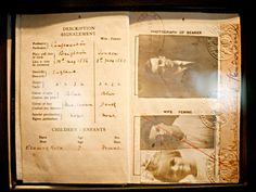 immigration passport ellis island