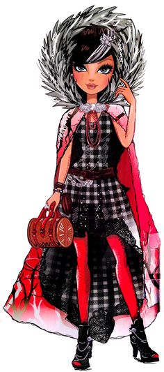 Cerise Hood - Ever After High Wiki