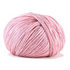 Lyserød 26 CottonWool ca.50G