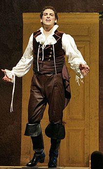 Juan Diego Flórez as Count Almaviva in The Barber of Seville I The Metropolitan Opera, november/dece