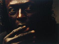 Miles Davis - Annie Leibovitz