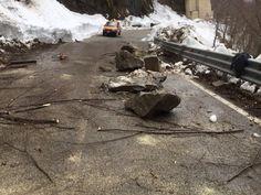 Abruzzo viabilità: riaperta la strada statale 80 nei comuni di Campotosto e Crognaleto
