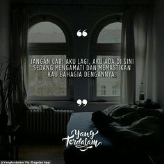 Mungkin bahagiamu telah menjadi bagian dari bahagiaku juga.  Kiriman dari @emiildaa  #berbagirasa  #yangterdalam  #quote  #poetry  #poet  #poem  #puisi  #sajak Love Quotes, Funny Quotes, Romantic Room, Self Reminder, Quotes Indonesia, Captions, Slogan, Qoutes, Haha
