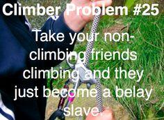 Climber Problems : Photo