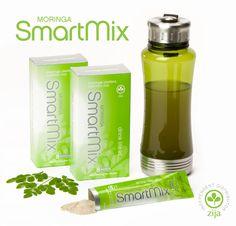 Zija's SmartMix- Supplement Drink  Independent Distributor for Zija International www.apintor.myzija.com