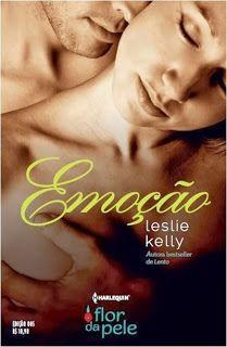 Ross e Lucy precisam se livrar de muita bagagem pra serem felizes. No LdM:  Emoção, Leslie Kelly -  http://livroaguacomacucar.blogspot.com.br/2013/12/cap-814-emocao-leslie-kelly.html