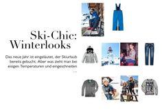 Ski-Chic: Winterlooks