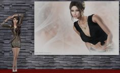 Sims 4 CC's - The Best: Aura Meads Fotografia Set N05 by The Reds Studio
