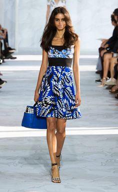 Diane Von Furstenberg - NYFW Spring/Summer 2015