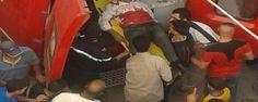 فاس :  شاب يتعرض لاعتداء مريع بواسطة السلاح الأبيض داخل مقهى بنسودة (فيديو)