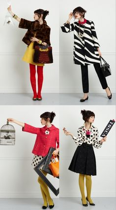 Kate Spade outfits