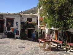 Pampaneira (Granada).Los pueblos más bonitos de España