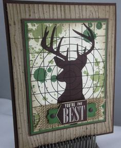 Remembering Christmas Goes Camo! by Carol Payne - Cards and Paper Crafts at Splitcoaststampers