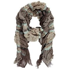 a48aeafc036a See this and similar Mexx scarves - Outer fabric material  cotton, spandex,  polyester.