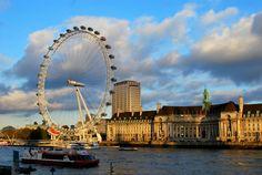 London Eye (Londres) | The Wandering S http://thewanderingsblog.com/london-eye-dia-o-noche/