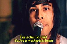 Chemical Kids and Mechanical Brides | Pierce the Veil