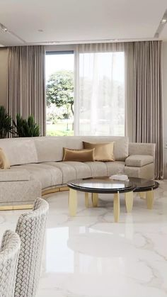 Living Room Decor Curtains, Living Room Sofa, Home Living Room, Living Room Modern, Interior Design Living Room, Living Room Designs, Curtains For Bedroom, Living Room Contemporary, Curtain Ideas For Living Room