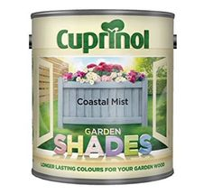 ...bought some paint today...😯...exciting things are coming...😉  #silver #jewellery #handstampedjewellery #personalisedjewellery #excited #comingsoon #cuprinol #paint
