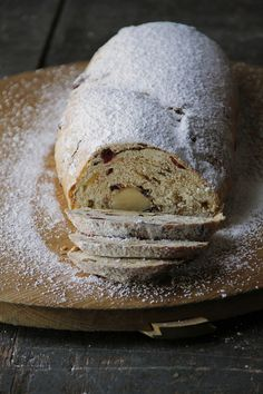 German Stollen Bread recipe by Elizabeth Maxson featured in the Sep/Oct/Nov '13 issue of Where Women Cook #bread #recipe