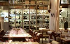 Rüsterei in Zürich Restaurant, Switzerland, Commercial, Spaces, Drink, Lighting, Eat, Unique, Design