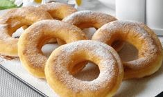 Пончики на кефире Russia, which has come together for centurie… Churros, Donut Recipes, Cooking Recipes, Easy Desserts, Dessert Recipes, Unique Recipes, Ethnic Recipes, Utila, Russian Recipes