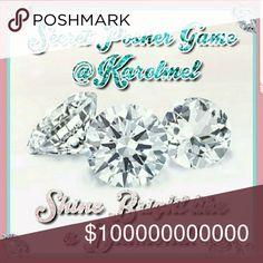 "SPG - Type ""Diamonds"" to be chosen next! 💙💙💎💎💎💙💙 Monday 2/12/18 Congratulations Secret Posher Team SPG of the day: @erika75 Congratulations Diamonds!  10k Diamond of the Day: @danijo0508 Shining Bright Diamond of the Day: @tkelly401 💙💙💎💎💎💙💙 Accessories"