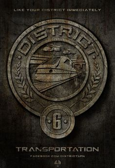 District 6 Seal #hunger #games