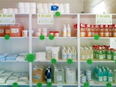 Green and eco-friendly cleaning and household products Eco Friendly, Household, Cleaning, Green, Shop, Home Cleaning, Store