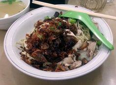 Mie Tiong Sim jl.bogor-Medan Mie paling uenakkk (number one) di Medan. Bisa dibilang Legend nya kuliner kota Medan. Harga : wajar , sebanding lah dengan rasanya yang luar biasa.