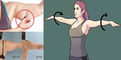Most ladies know that their arms require extra exercise to keep their arms toned and buff. Get rid of the dingle dangle already! These six exercises will easily and effectively tone your biceps and triceps. Amber Nimedez for LiveStrong.com shows you exactly how to target the flab. Push-ups are boring after multiple sets. Tone flabby ...