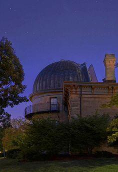 Washburn Observatory, UW Madison campus | Madison, Wisconsin