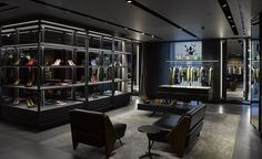 The Caten twins shake up London's Savile Row with a new Dsquared2 flagship and design studio | Fashion | Wallpaper* Magazine