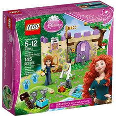 LEGO+Disney+Princess+Merida's+Highland+Games+Building+Set