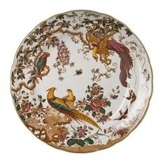 China: Olde Avesbury by Royal Crown Derby.